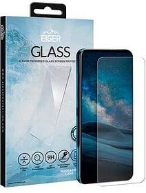 Display-Glass 2.5D Nokia 8.3 clear protection d'écran Eiger 785300156347 Photo no. 1