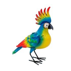 Papagei Deko Figur Do it + Garden 657631900000 Farbe Bunt Grösse L: 31.0 cm x B: 12.7 cm x H: 38.6 cm Bild Nr. 1