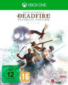 Xbox One - Pillars of Eternity II: Deadfire - Ultimate Edition F/I Box 785300148177 Photo no. 1