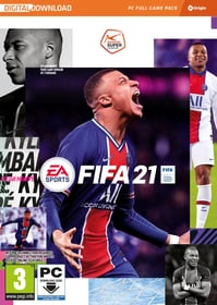 PC - FIFA 21 Code in a Box 785300154009 Bild Nr. 1
