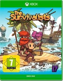XONE - The Survivalists D Box 785300154462 N. figura 1