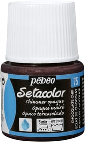 Setacolor cioccolato Pebeo 665384800000 N. figura 1