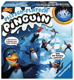 Plitsch Plasch Pinguin Gesellschaftsspiel Ravensburger 748919600000 Bild Nr. 1