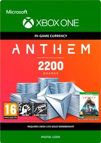 Xbox One - Anthem: 2200 Shards Pack Download (ESD) 785300142887 Photo no. 1