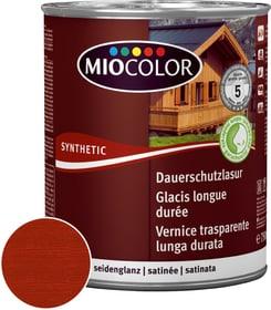 Vernice trasparente lunga durata Mogano 2.5 l Miocolor 661121600000 Colore Mogano Contenuto 2.5 l N. figura 1
