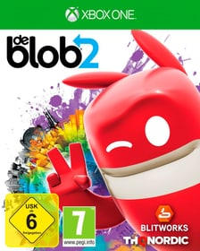 De Blob 2 [XONE] (D) Box 785300132060 Photo no. 1
