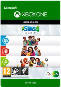Xbox One - Sims 4: Cats&Dogs, Parenthood & Todler Stuff Download (ESD) 785300141919 Photo no. 1