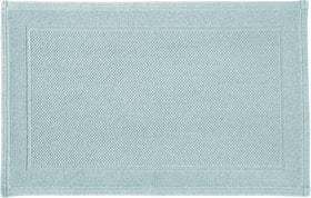 NAVE Tapis en tissu éponge 450854721549 Couleur Bleu clair Dimensions L: 50.0 cm x H: 80.0 cm Photo no. 1