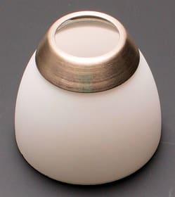 Glas Becher D32/71x55mm weiss 9000000235 Bild Nr. 1