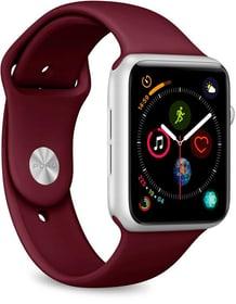 Icon Silicone Band - Apple Watch 42-44mm - bordeaux Cinturini Puro 785300153952 N. figura 1