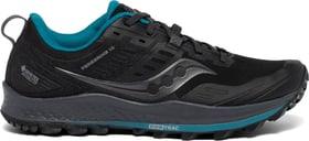 Peregrine 10 GTX Damen-Runningschuh Saucony 465342636020 Grösse 36 Farbe schwarz Bild-Nr. 1