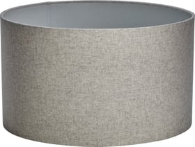 BLING 50 Lampenschirm 50cm 420818400081 Grösse H: 30.0 cm x D: 50.0 cm Farbe Hellgrau Bild Nr. 1