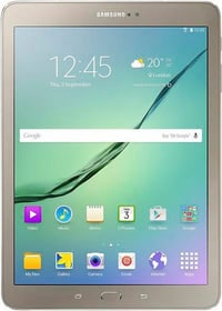 Galaxy Tab S2 T813, 32GB, gold Tablet Samsung 78530012509717 Bild Nr. 1
