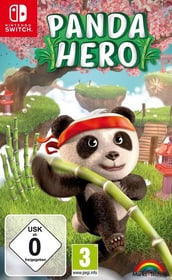 NSW - Panda Hero (D) Box 785300138745 Photo no. 1