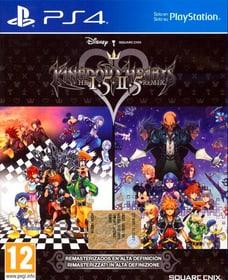 PS4 - Kingdom Hearts HD 1.5 & 2.5 ReMIX
