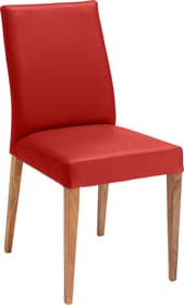 SERRA Chaise 402355600030 Dimensions L: 46.0 cm x P: 57.0 cm x H: 92.0 cm Couleur Rouge Photo no. 1