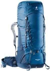 Aircontact 75 + 10 Trekkingrucksack Deuter 466238000040 Grösse Einheitsgrösse Farbe blau Bild-Nr. 1