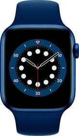 Watch Series 6 LTE 44mm Blue Aluminium Deep Navy Sport Band Smartwatch Apple 785300155492 Bild Nr. 1