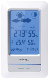 Wetterstation WS 6740 inkl. A technoline 785300140769 Bild Nr. 1