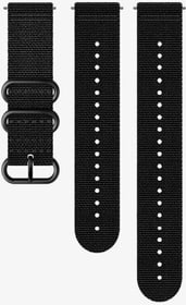 24mm Textile Strap Black/Black M+L bracelet Suunto 785300157659 Photo no. 1