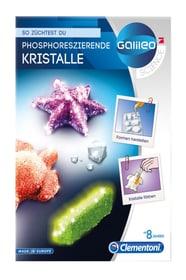 Kristalle fluoreszierend Experimentieren Clementoni 746994190000 Sprache Deutsch Bild Nr. 1