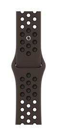40mm Ironstone/Black Nike Sport Band - Regular Cinturini Apple 785300159766 N. figura 1