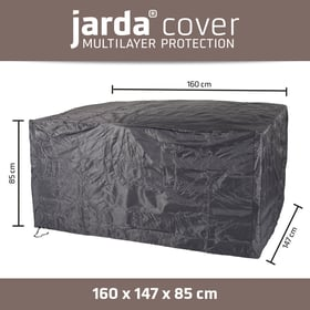 Housse de protection 160x147x85
