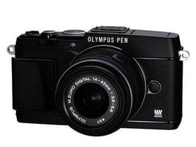 Olympus PEN E-P5 Kit Systemkamera schwar Olympus 95110004084015 Bild Nr. 1