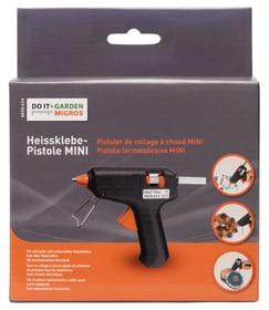 Heissklebe-Pistole Mini Heissklebe-Pistole Do it + Garden 663061400000 Bild Nr. 1