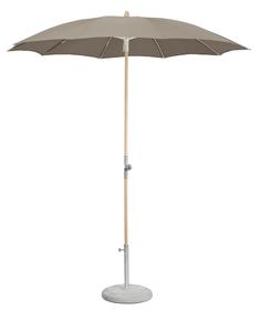 RUSTICO 220 cm Ombrellone Suncomfort by Glatz 753039700000 Colore del rivestimento Off-Grey N. figura 1