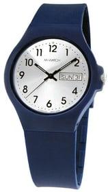 M Watch ADAM BLAU/SILBER M Watch 76070680000009 Bild Nr. 1