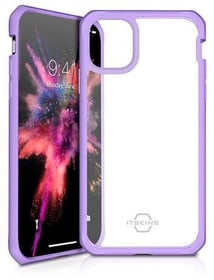Hard Cover HYBRID SOLID purple transparent Coque ITSKINS 785300149430 Photo no. 1