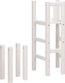 CLASSIC Plattform Flexa 404657600000 Grösse B: 50.0 cm x T: 234.0 cm x H: 123.0 cm Farbe White Wash Bild Nr. 1