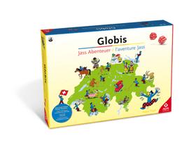 Globis Jass Abenteuer Gesellschaftsspiel 748973400000 Bild Nr. 1