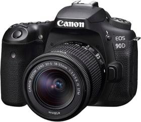Canon EOS 90D + 18-55m Canon 785300146730 Photo no. 1