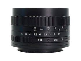 50mm F1.8 Fuji X Obiettivo 7Artisans 785300160166 N. figura 1