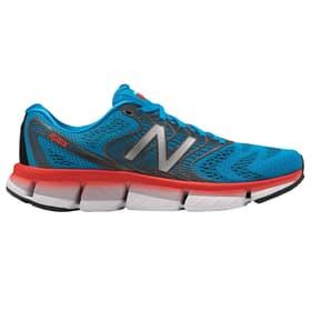 Tech Run Rubber Chaussures de course pour homme New Balance 465330140580 Taille 40.5 Couleur gris Photo no. 1