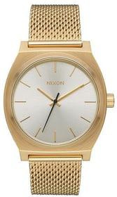 Time Teller Milanese All Gold Cream 37 mm Orologio da polso Nixon 785300137022 N. figura 1