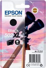 cartouche d'encre T02W140 502XL noir Cartouche d'encre Epson 798558800000 Photo no. 1