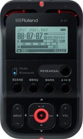 R-07 - Schwarz Audio Recorder Roland 785300150585 Bild Nr. 1