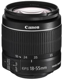 EF-S 18-55mm F3.5-5.6 IS II Objektiv Canon 785300127780 Bild Nr. 1