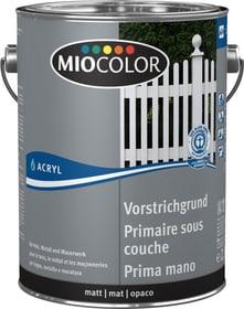 Prima mano acrilica Bianco 2.5 l Miocolor 660562100000 Colore Bianco Contenuto 2.5 l N. figura 1