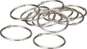 RINGO Duschvorhang-Ringe 453159200000 Bild Nr. 1