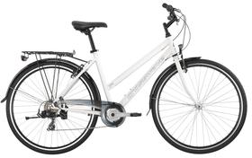 Steelrider Bicicletta da citta Crosswave 464824104510 Colore bianco Dimensioni del telaio 45 N. figura 1