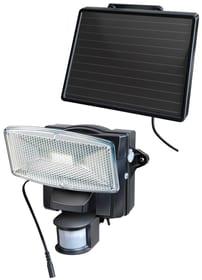 LED d'éclairage extérieur solaire SO L 80 plus anthracite avec détecteur de mouvement. Pour une utilisation en plein air, IP 44.