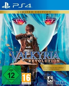 PS4 - Valkyria Revolution - Day One Edition - D