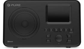 Elan One - Noir Radio DAB+ Pure 773026600000 Photo no. 1
