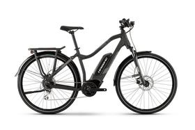 Trekking 1.0 E-Bike Haibike 464851600420 Farbe schwarz Rahmengrösse M Bild-Nr. 1