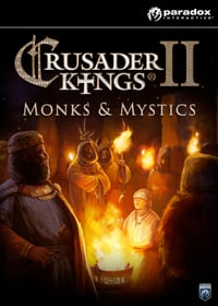 PC/Mac - Crusader Kings II Monks Mystics Download (ESD) 785300134139 Photo no. 1