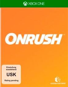 Xbox One - Onrush Day One Edition (F) Box 785300132679 Photo no. 1